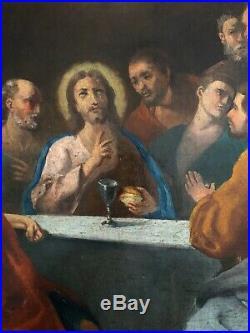 17th CENTURY ANTIQUE OLD MASTER OIL PAINTING ITALIAN 1640-1660
