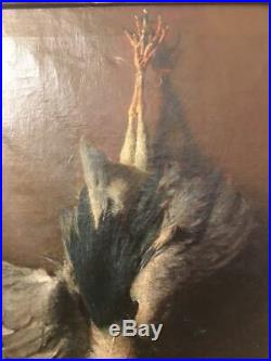 ANTIQUE 18th CENTURY OLD MASTER OIL PAINTING ORIGINAL ITALIAN NEAPEL 1720-1750