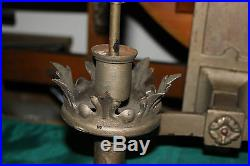 Antique Medieval Gothic Religious Wall Sconce Light Fixture-#4-Double Light