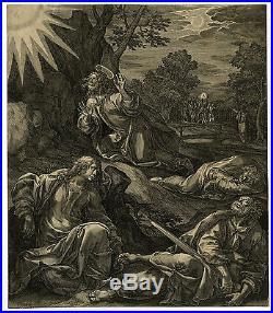 Antique Print-RELIGION-Vos-Sadeler-1582