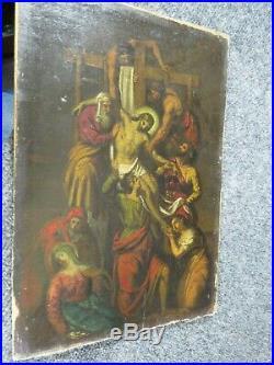 Antique Religious painting-Novak Radonic
