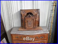 French Antique Religious Renaissance Tabernacle 1800s