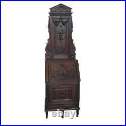 French Gothic Kneeler and/ or Desk, Walnut, 19th Century, Religious
